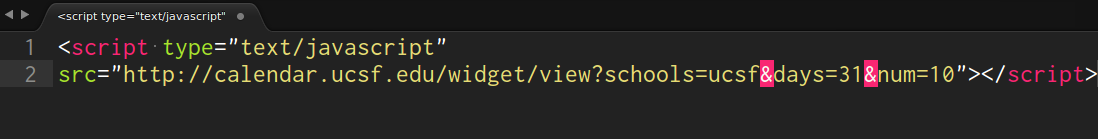 Widget snippet, footer removed.